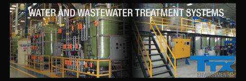 TTX Environmental Water Treatment Systems