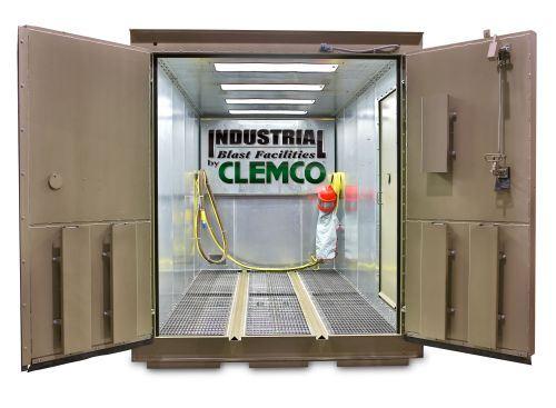 Clemco, Blast Room
