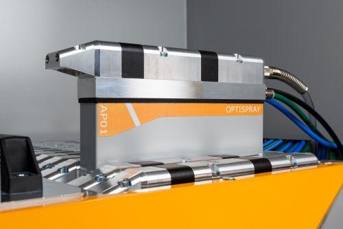 Gema, OptiSpray AP01 Application Pump