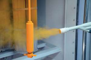 Keyland Polymer, UVMax UV-curable powder coatings