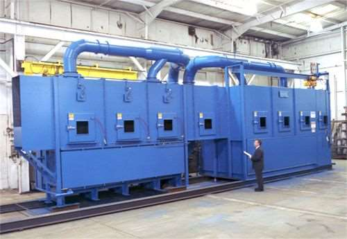 Kolene Corp., Kontinuous Paint Stripping Systems