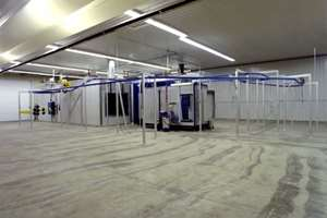 Midwest Finishing, Coat-N-Cure Systems