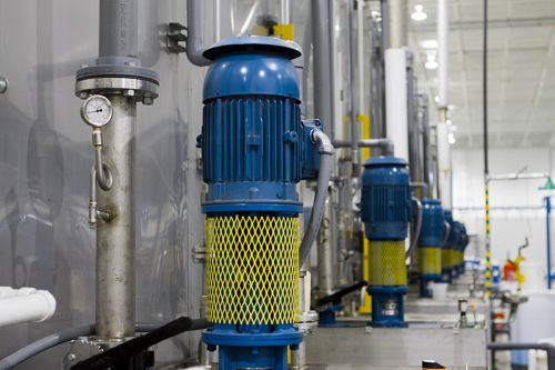 Pneu-Mech Systems, custom washers