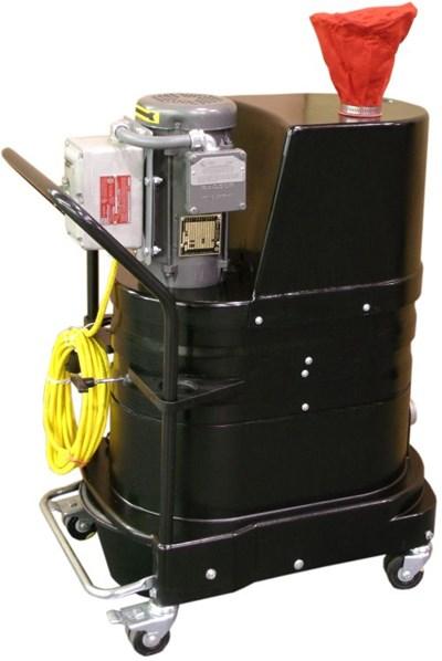 Ruwac Usa S Frv110 Vacuum Series Combats Combustible Dust