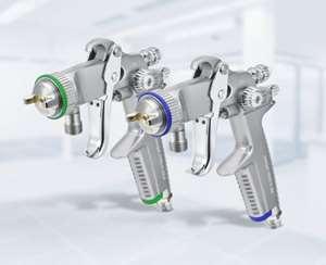 SATA Spray Equipment, SATAminijet 1000 K Pressure-Fed Gun