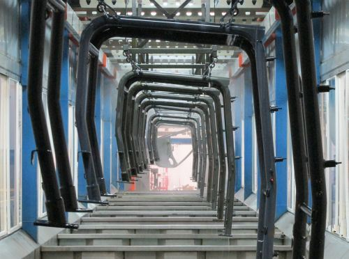 Therma-Tron-X, SlideRail Transfer System