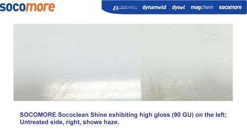 Sococlean Shine, Socomore