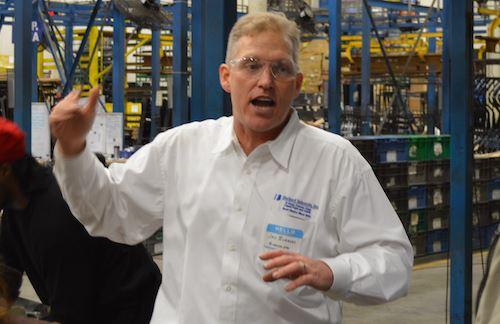 Jay Burkard, Burkard Industries