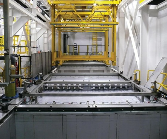 Engineered Finishing Systems Ecoat Systems