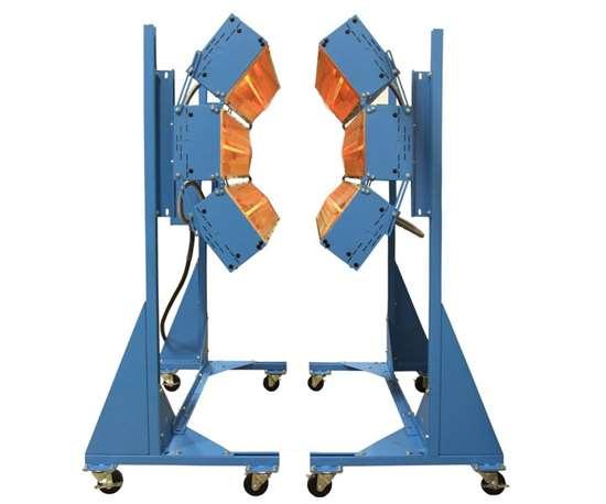 Fostoria Process Equipment Division Infrared Oven Banks