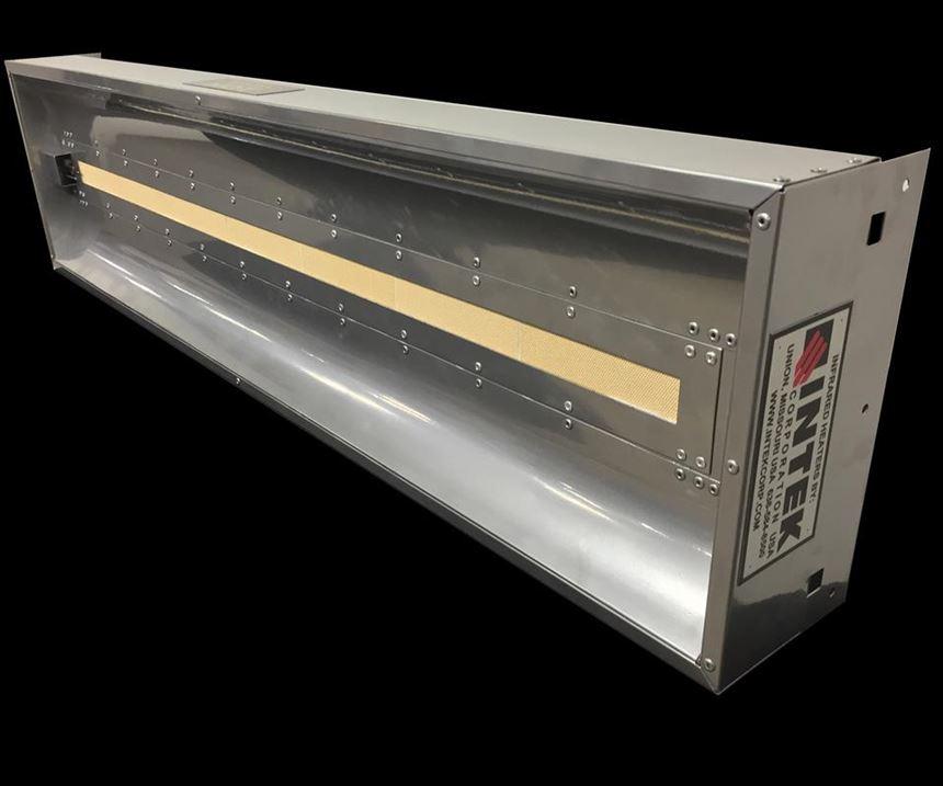 Intek Model GasOM Heater