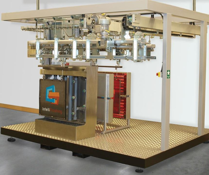 IntelliFinishing Automated Paint Systems