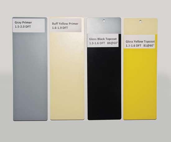 Klinger Paint Primer/Topcoat System