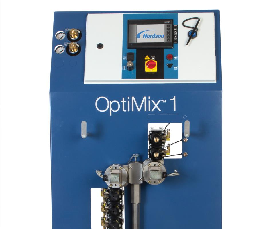 Nordson OptiMix 1 Plural Component System