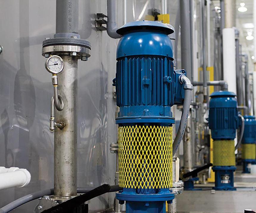 Pneu-Mech Systems Washers