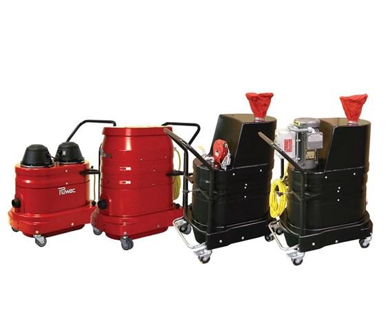 Ruwac PCS Series Vacuum Cleaning System