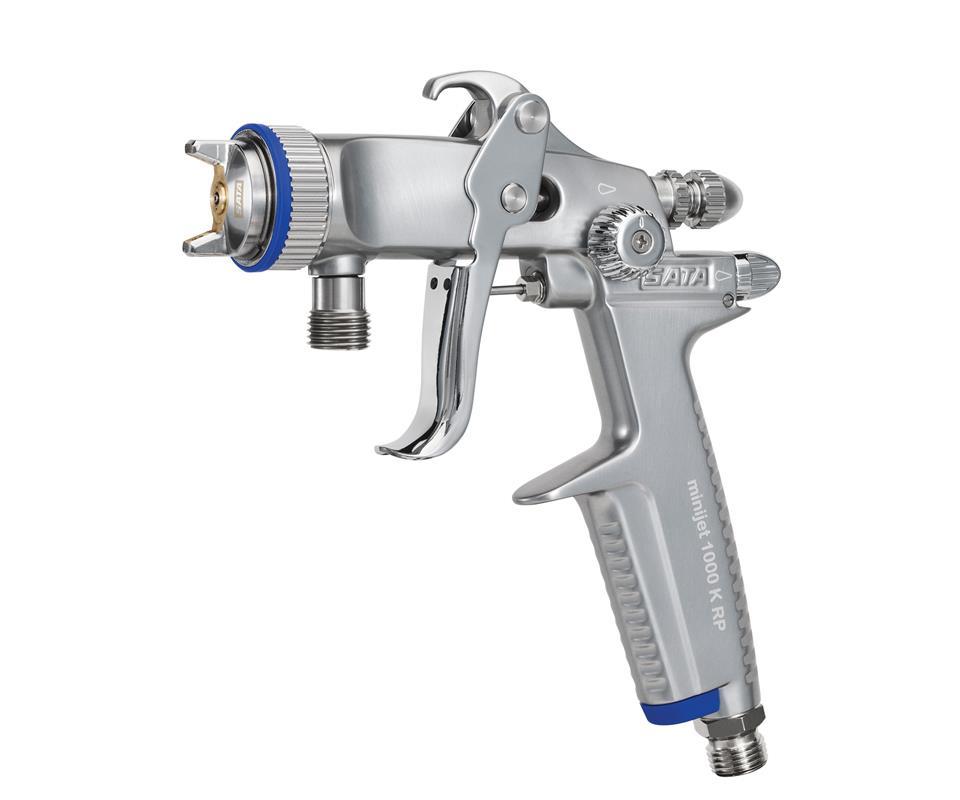 SataMinijet 1000 K Mini Pressure-Fed Gun