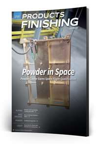 October Products Finishing Magazine Issue