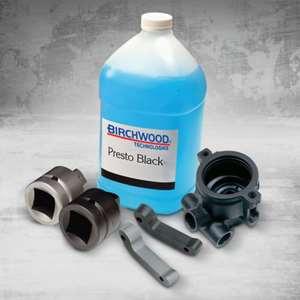Presto Black black oxide, Birchwood Technologies