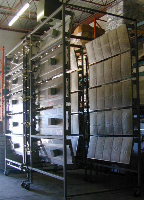 Gas Catalytic System, David Weisman LLC