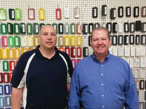 Brad Watt and Scott Rauter