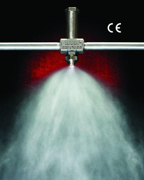 Exair, Atomizing Spray Nozzles
