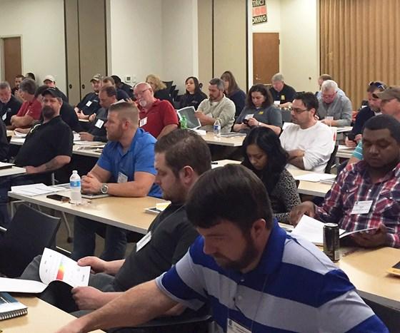 CCAI Powder Coating and Curing Processes Seminar