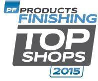 2015 Products Finishing Top Shops