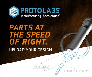 Protolabs Parts at the speed of right