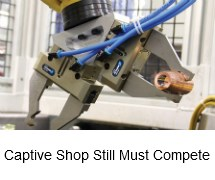 Captive Shop Must Still Compete