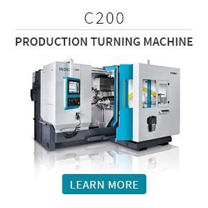 Index Production Turning Machine - C200