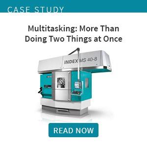 Index Case Study: Multitasking Machining