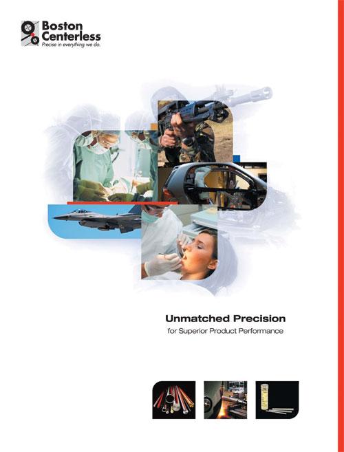 materials brochure