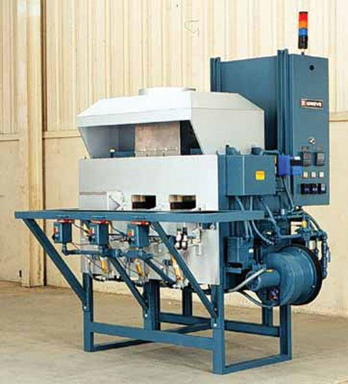 No. 875 gas fired furnace