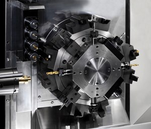 BX-26T compact turning center