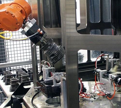 Robot Loading