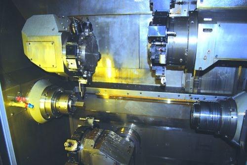 automatic lathe