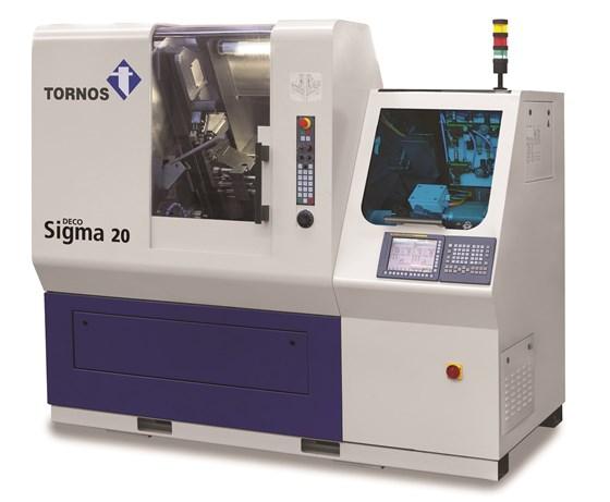 Sigma 20 turning center