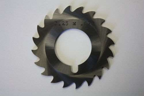 American Saw solid carbide slotting saws