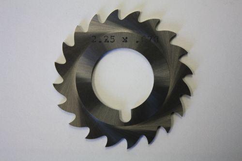 American Saw solid carbide slotting saws
