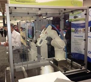 Cool Clean Robotic SnoBot
