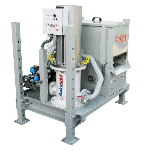 Eclipse Automag Skid filtration system