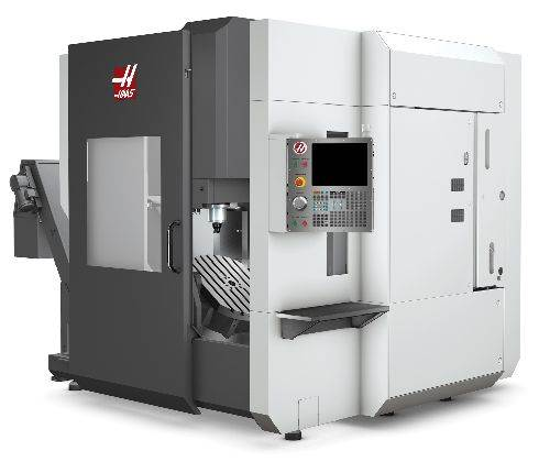 Haas universal machining center