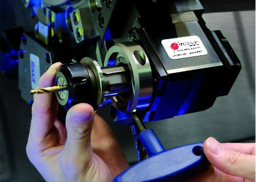 ITI Varia quick-change tooling system