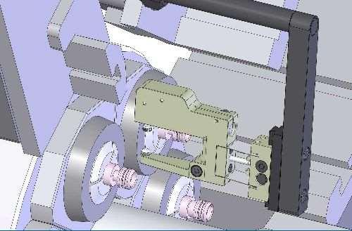 SPC Innovations DF-F16 True-Diameter Gage