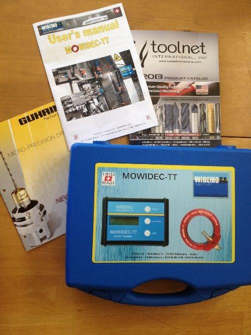 Toolnet Mowidec TT centering device