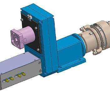 Pneumatic cylinder-activated system