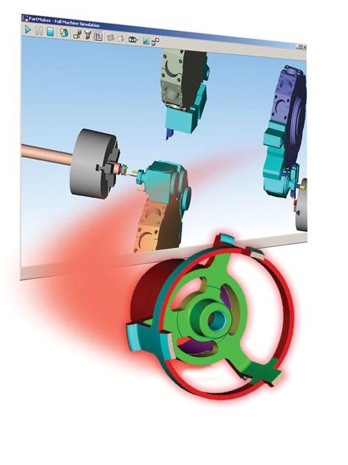 PartMaker CAD/CAM