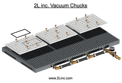 large vacuum chucks