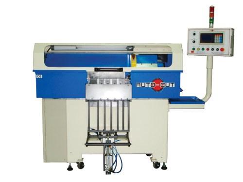 CNC Carbide Rod Cutoff Machine